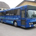Cafébussen på Rinkenæs Efterskole