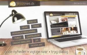 JesusNet.dk Postkort