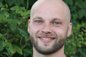 Robert Svendsen er ny evangelist ved Cafébussen